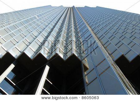 Skysraper With Angles, Toronto, Canada