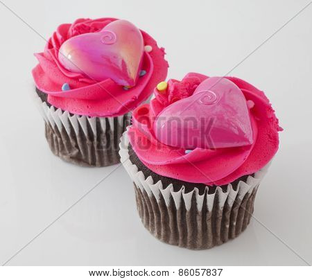 Pair Of Cupcakes
