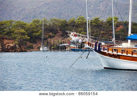 Aegean Coast Of Turkey