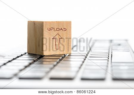 Computer Upload Concept