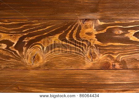 Wood Background From Boards