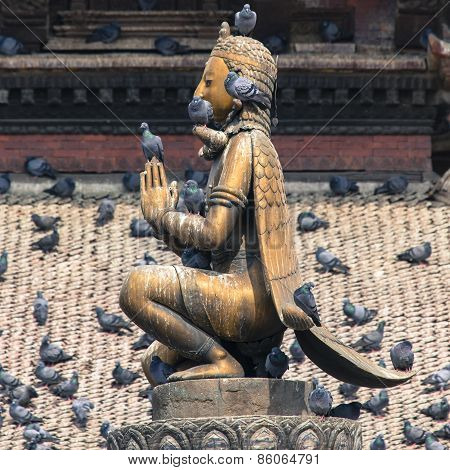 Patan Durbar Square, Kathmandu, Nepal.