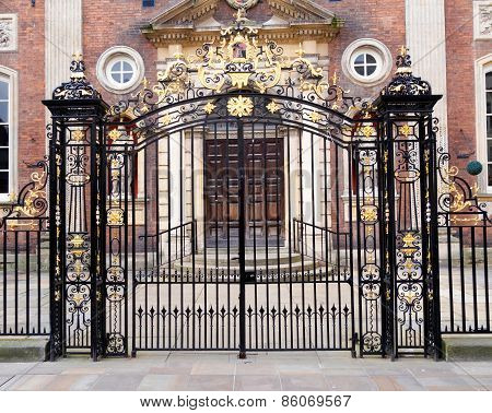 Ornate Gates