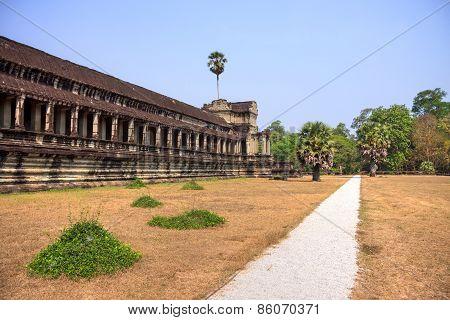 Ancietn City Of Angkor