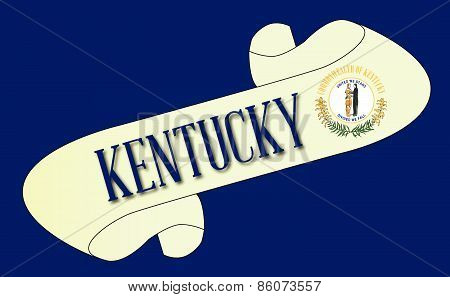 Kentucky Scroll