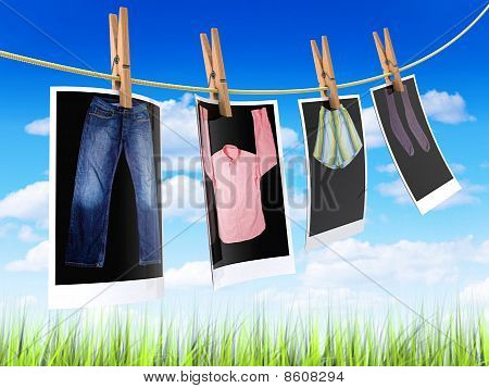 Clothes To Dry