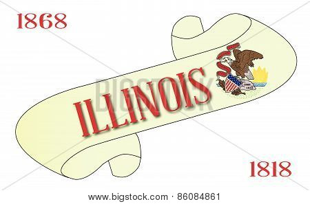 Illinois Scroll