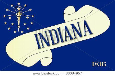 Indiana Scroll