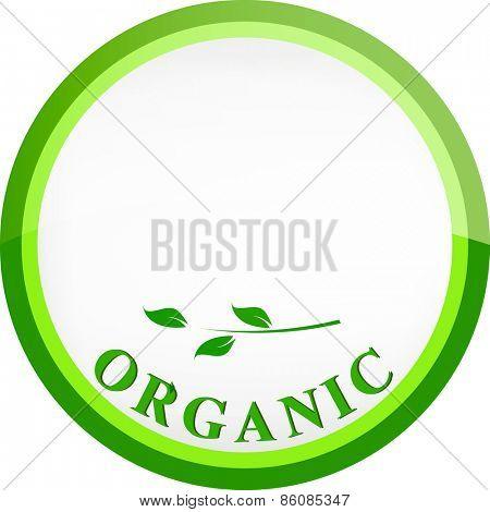 Eco icon - Stock Illustration