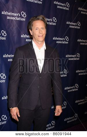 LOS ANGELES - MAR 18:  Steven Weber at the 23rd Annual A Night at Sardi's to benefit the Alzheimer's Association at the Beverly Hilton Hotel on March 18, 2015 in Beverly Hills, CA