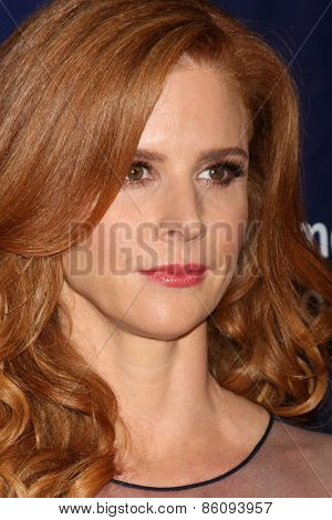 LOS ANGELES - MAR 18:  Sarah Rafferty at the 23rd Annual A Night at Sardi's to benefit the Alzheimer's Association at the Beverly Hilton Hotel on March 18, 2015 in Beverly Hills, CA