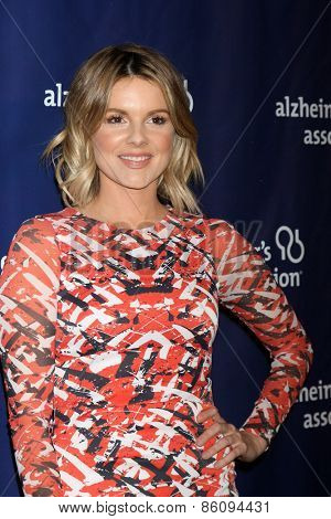 LOS ANGELES - MAR 18:  Ali Fedotowsky at the 23rd Annual A Night at Sardi's to benefit the Alzheimer's Association at the Beverly Hilton Hotel on March 18, 2015 in Beverly Hills, CA