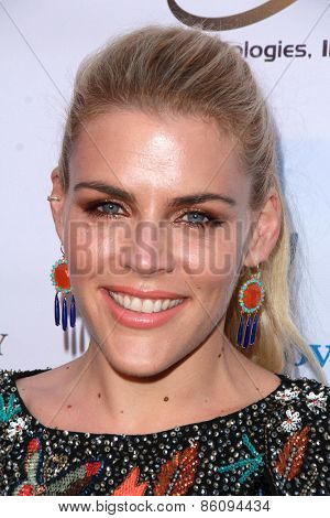 LOS ANGELES - MAR 18:  Busy Philipps at the Norma Jean Gala at the Taglyan Complex on March 18, 2015 in Los Angeles, CA
