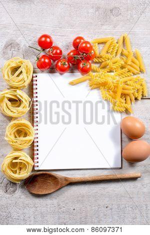 Italian Cooking Concept