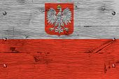 foto of bolt  - Poland Polish national flag - JPG