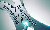 pic of cogwheel  - Analytical Processing on the Mechanism of Metal Cogwheels - JPG