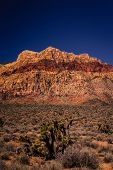 Постер, плакат: Mountains of Red Rock Canyon Conservation Area 4