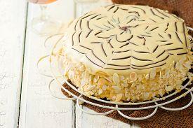 foto of torte  - Esterhazy Torte - JPG
