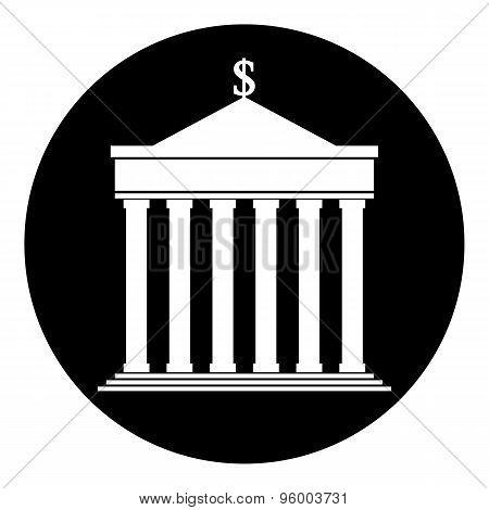 Bank Icon.