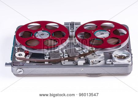 Reel To Reel Audio Tape Recorder Ws 1