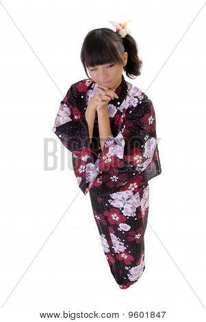 Cute Japanese Girl