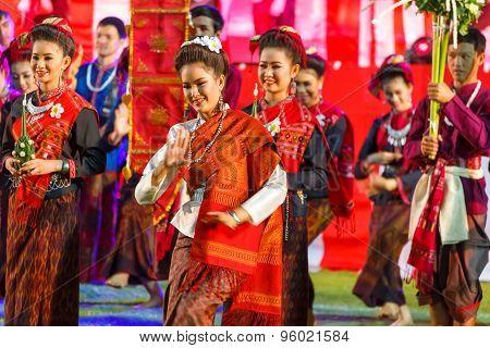 Bon-Odori Festival in Bangkok Thailand