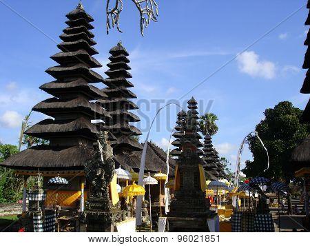 Bali, Indonesia Island Taman Ayun Temple