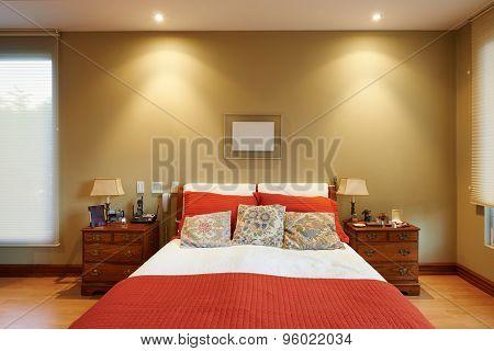Interior design: Classic Bedroom