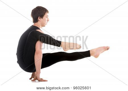 Elephant Trunk Pose