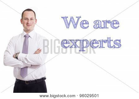 We Are Experts