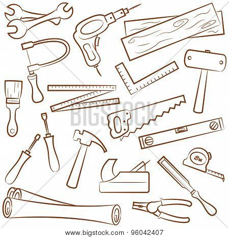 Carpenter's Tools Collection