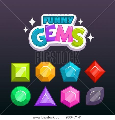 Gems set