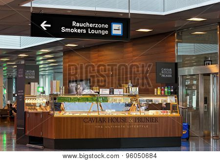 Zurich Airport Interior