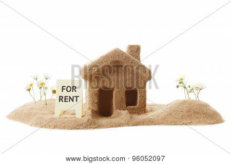 House For Rent. Icon