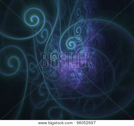 Fractal Light Forms 455