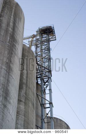 Grain Elevator Lift
