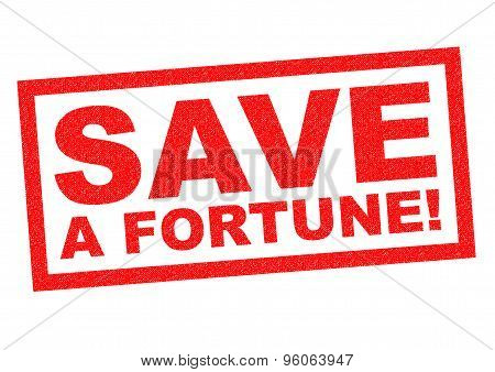 Save A Fortune!