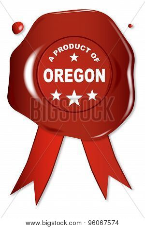 A Product Of Oregon