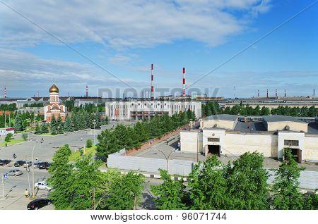 The Machine Building Company Uralvagonzavod