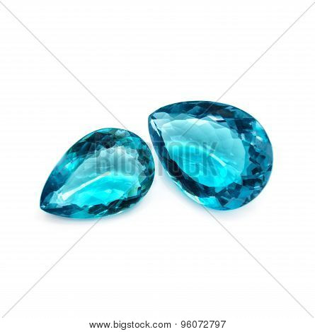 Pear Shape Gems