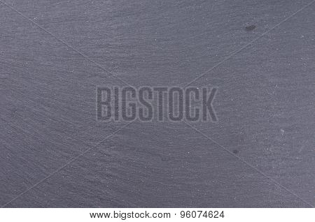 Black Slate And Wood Background