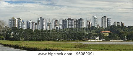 Barigui Park Curitiba