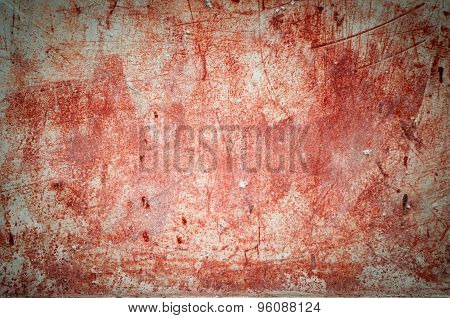Portrait of abstract wall texture useful for background