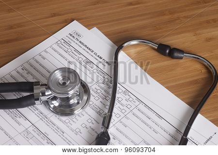 Medical Work Injury Claim Form