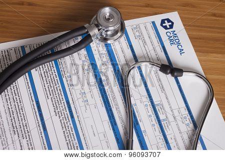 Medical Healthcare Form