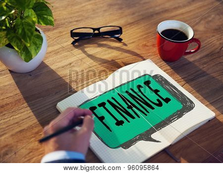 Finance Accounting Banking Economy Money Concept