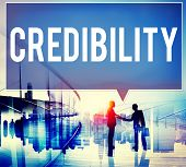 picture of partnership  - Credibility Partnership Determination Inspiration Concept - JPG