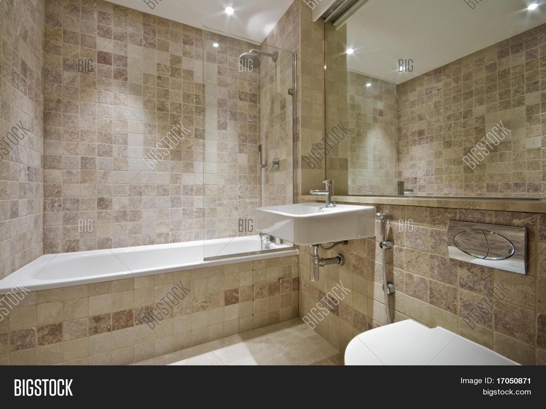 Kiezelvloer voor in de badkamer nieuwe wonen