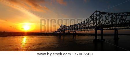 New Orleans-Sunrise