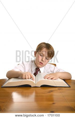 Reading An Encyclopedia